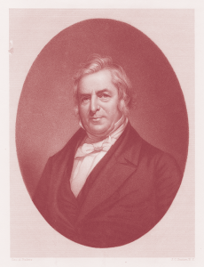 Portrait of William Colgate