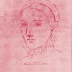 Portrait drawing ofAnne Hathaway