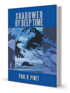 "Cover of ""Shadowed by deep time"""