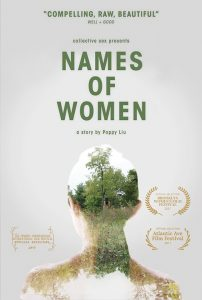 Movie Poster: Names of Women