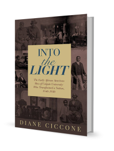 Book cover of Into The Light