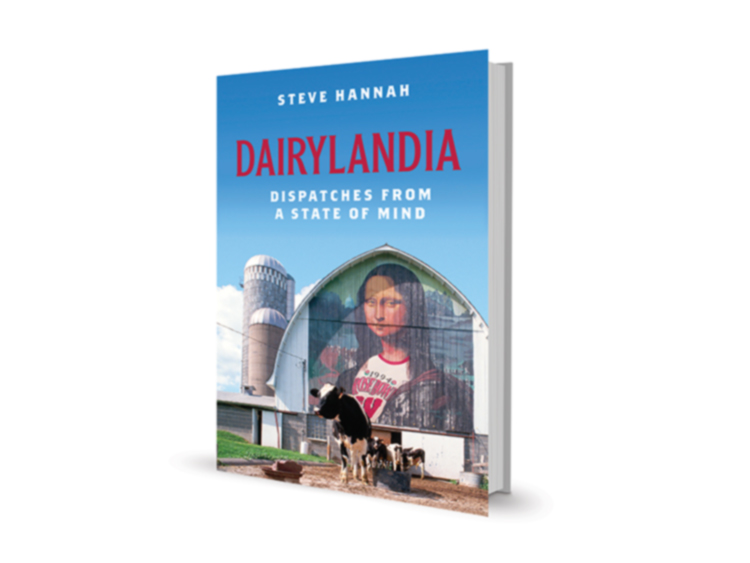 Book cover: Dairylandia