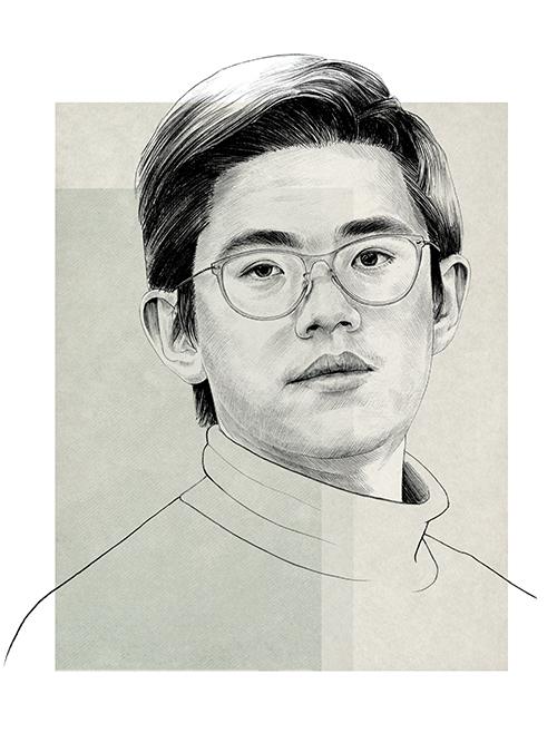 Ruixing (Tim) Lin illustration
