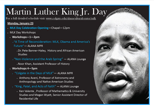 Celebrating The Life And Achievements of Martin Luther King, Jr ...