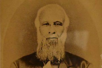 Portrait of Reverend Henry Livingston Simpson