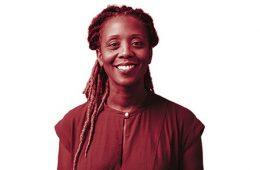 Portrait of Kezia Page