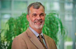 Portrait of Graham Hodges