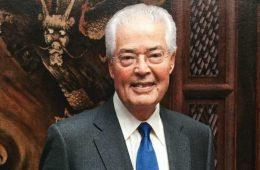 Portrait of Robert Ho