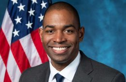 Portrait of U.S. Representative Antonio Delgado '99