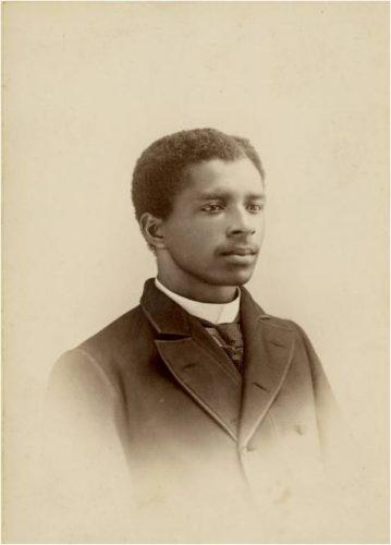 Portrait of Matthew Gilbert, Class of 1887