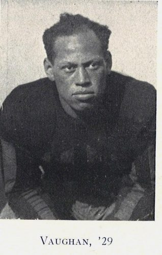 Portrait of Raymond Vaughan, Class of 1929
