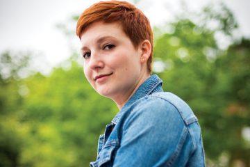 Portrait of Nicole Svajlenka