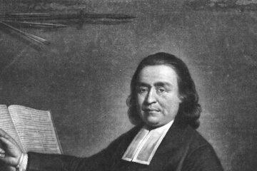 Portrait of Presbyterian Mohegan Samson Occom