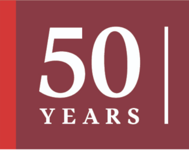 50 Years in a Maroon box
