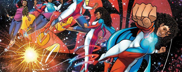 La Borinqueña transforms from grad student to superhero