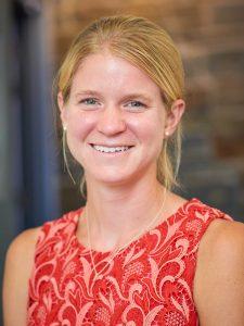 Portrait of Assistant Professor Lauren Philbrook