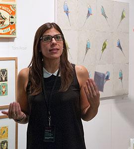 Cristina Salmastrelli'05