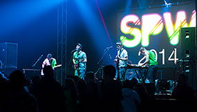 Spring Party Weekend Concert