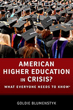 Cover of: American Higher Education in Crisis