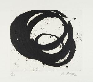 Artwork by Richard Serra