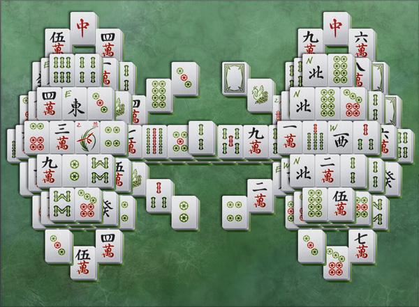 Shanghai Mahjong screenshot