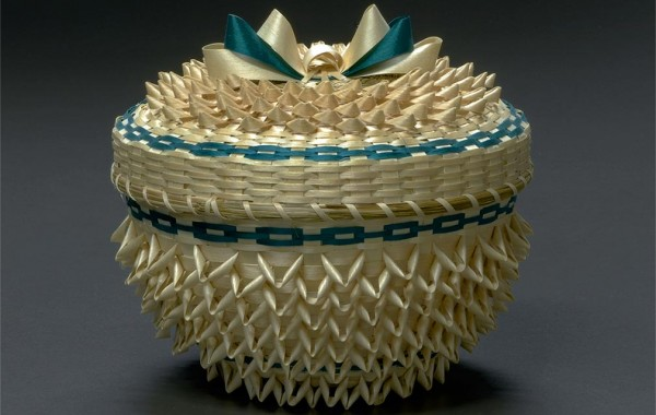 Fancy basket by Denise Jock