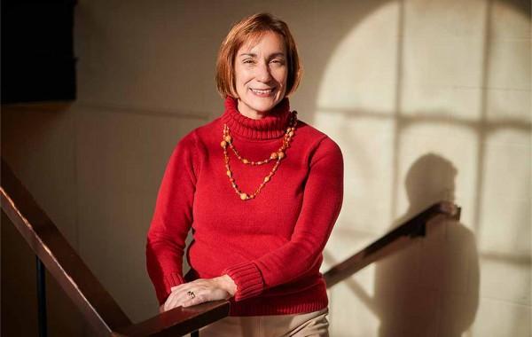 Colgate Professor Mary Moran