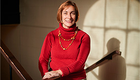 Mary Moran professor of anthropology
