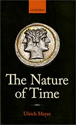 The Nature of Time book cover