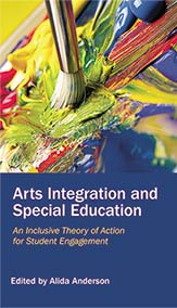Arts Integration and Special Education Book Cover