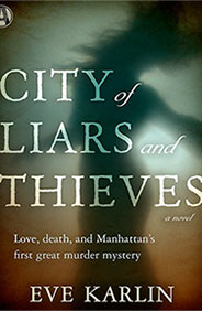 City of Liars and Thieves Book Cover