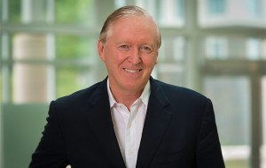Denis F. Cronin, Colgate University class of 1969, and chair of the Colgate Board Of Trustees