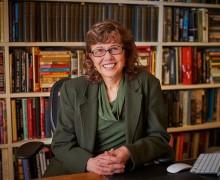 Interim President Jill Harsin
