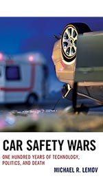 Car Safety Wars Cover
