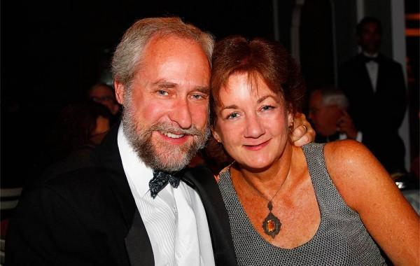Nancy Schulte and Skip Cornelius