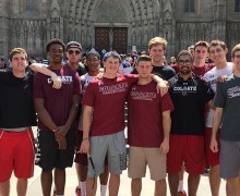Men's basketball team in Spain