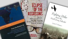 Book covers of Colgate-authored literature
