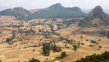 Ethiopia's northern highlands