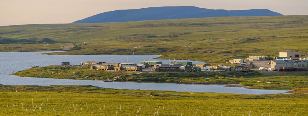 Toolik research site – Alaska