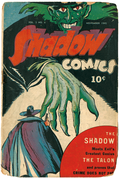 Shadow cover from November 1945