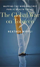 The Global War on Tobacco book cover