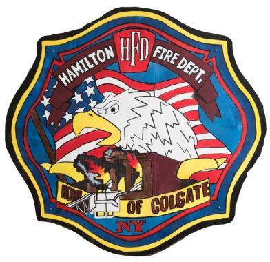 Hamilton Fire Department Seal