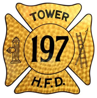Tower 197 decal