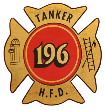 Tanker 196 decal