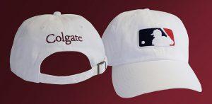 Colgate baseball cap