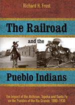 Photo of the cover of the book 'The Railroad""