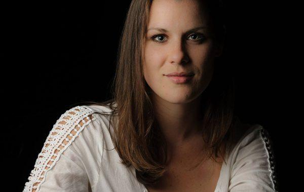 Portrait of Caitlin Mullen '10