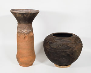 Pottery from Nigeria