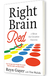 Cover of Right Brain Red