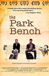 Cover of The Park Bench